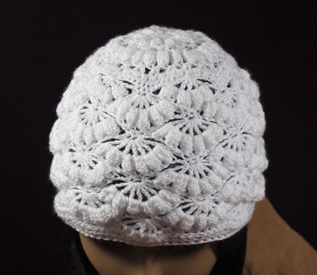 Iris Cloche Hat Crochet Pattern The Easy Design