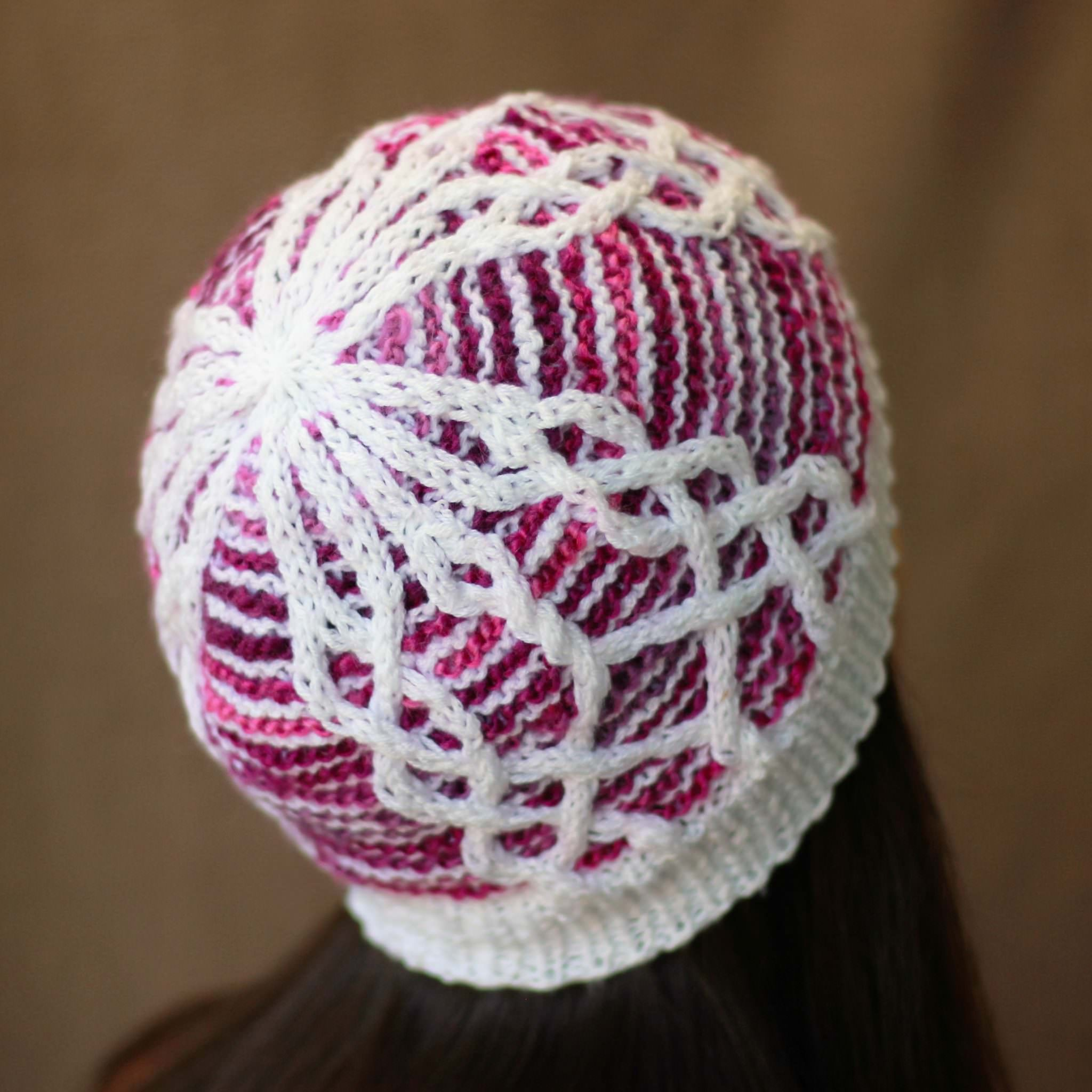 Phoenix Cloche Hat Knitting Pattern The Easy Design