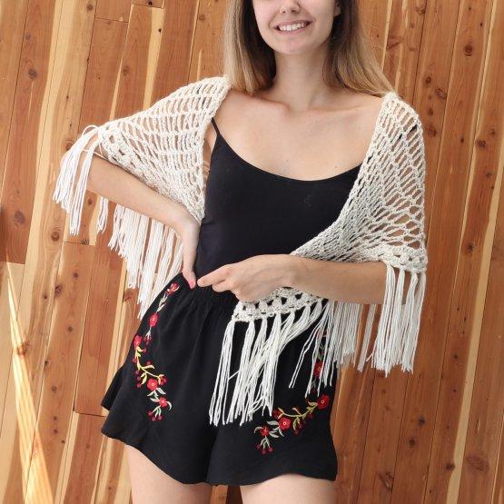 Meda - Crochet Pattern - The Easy Design