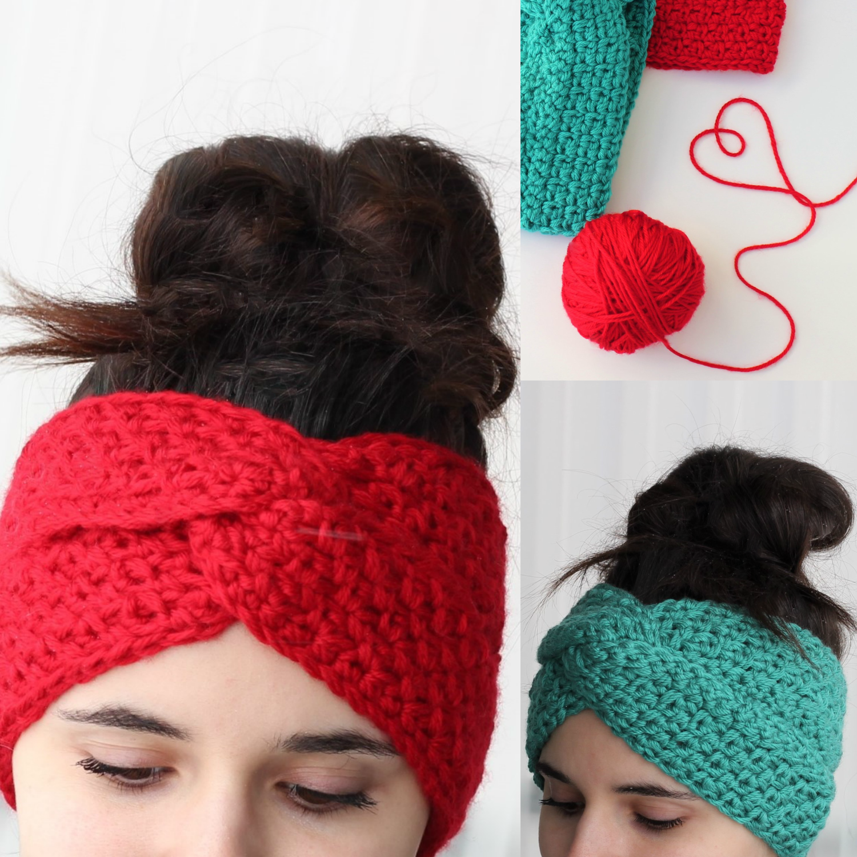Aura Headband Ear Warmer Crochet Pattern Pdf The